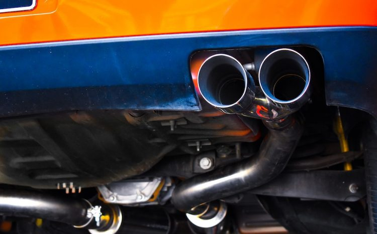 Performance exhaust upgrade